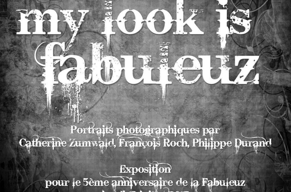 my look is fabuleuz